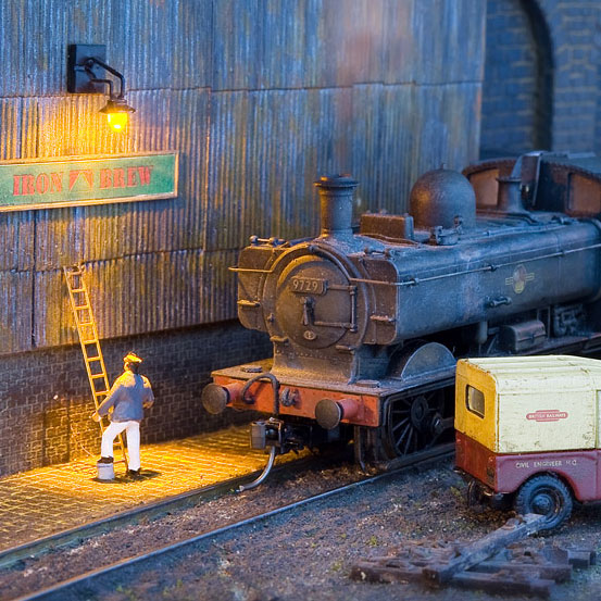 Ingleton Sidings (UK layout)