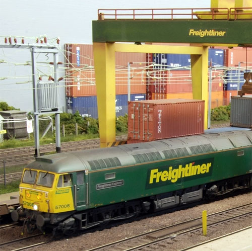 Warren Lane - Rail Freight Terminal